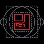 logo geometrico iquadro
